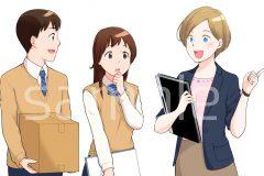 学生と外国人教師